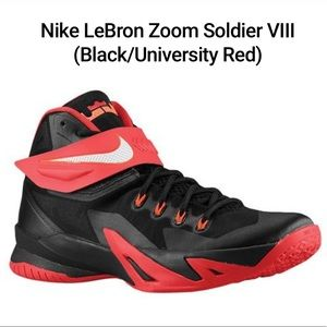 bd98ca20c20b Nike Shoes - Nike Lebron Zoom Soldier 8